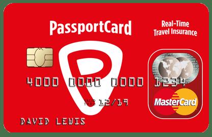 כרטיס פספורטכארד - Passportcard